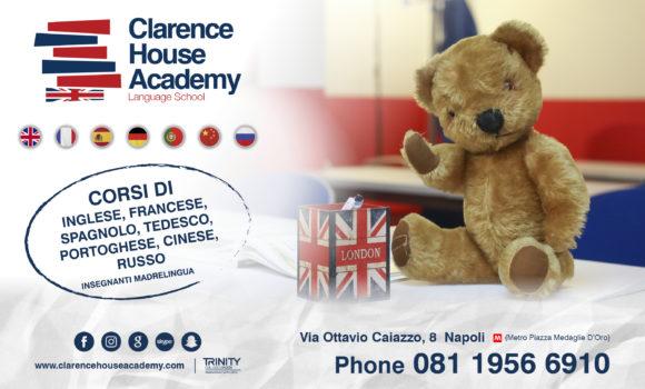 Benvenuti alla Clarence House Academy